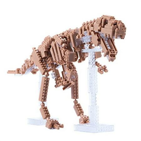 Dinosaur Building Blocks Set 580 PCS, Dinosaur Skeleton Model Diamond  Blocks Dinosaur Modeling Toys Dinosaur Fossils Educational