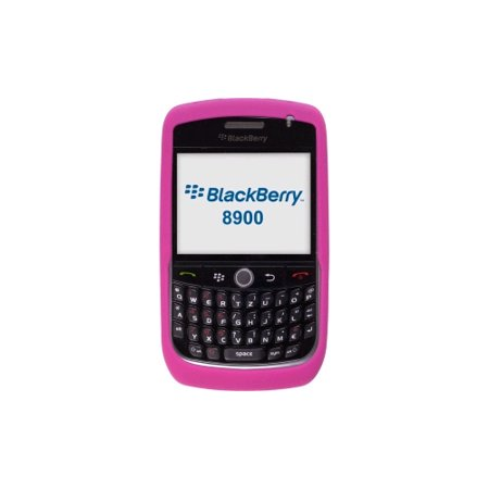 5 Pack -Incipio Technologies - Silicone Gel Skin for BlackBerry 8900 - Pink