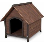 "Petmate Doskocil Co Inc 25038 34.32"" X 38.52"" X 31.8"" Ruff Hauz® Offset Entry Dog House"