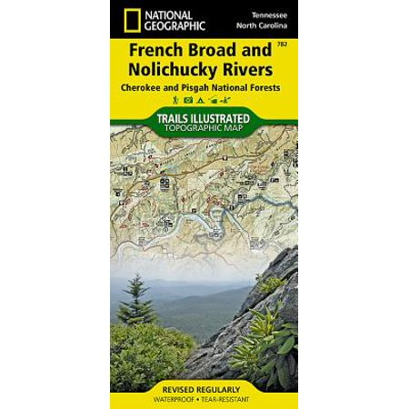 French Broad and Nolichucky Rivers [cherokee and Pisgah National Forests]