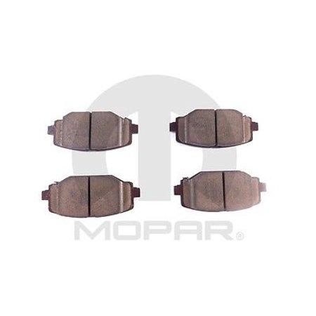 Disc Brake Pad Installation Kit Rear MOPAR - Mopar Disc Brakes