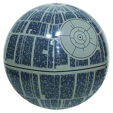 SwimWays Star Wars Death Star Light-up Beach Ball](Beach Ball Lights)
