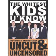The Whitest Kids U'Know: The Complete Second Season (Uncut & Uncensored) (Full Frame)