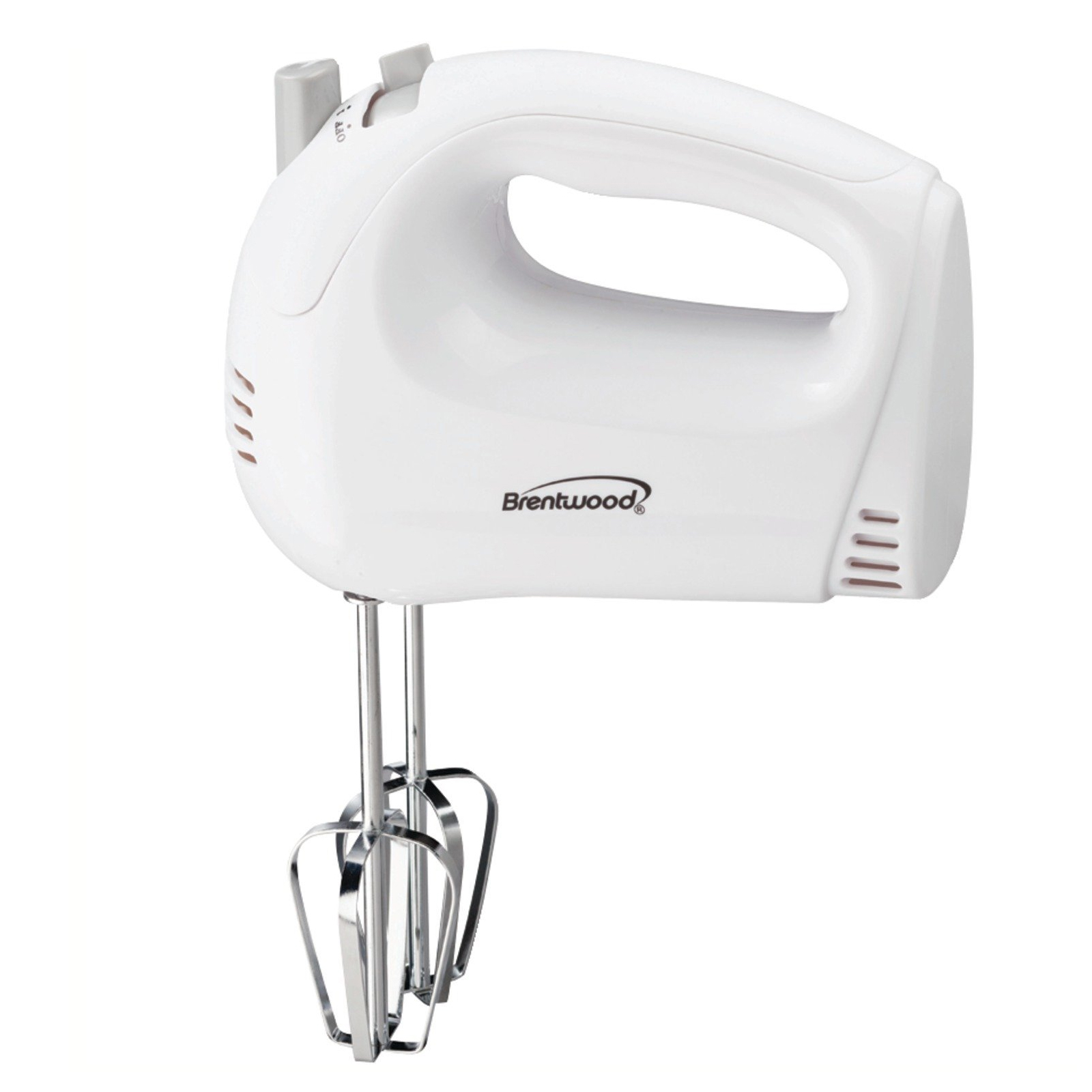 Brentwood 5-Speed Hand Mixer (White) by Supplier Generic