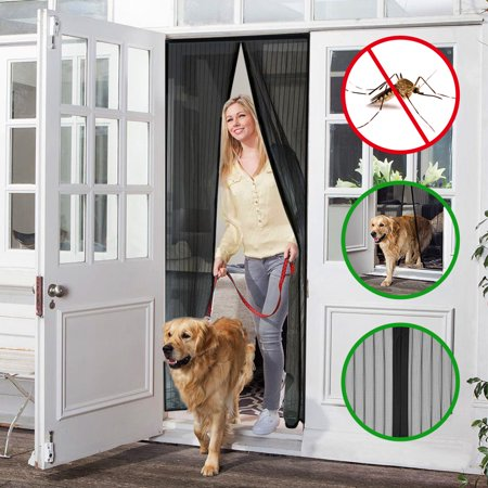 VicTsing Magnetic Screen Door Fits Door Openings up to 83