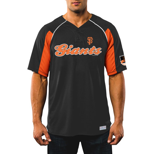 MLB Men's San Francisco Giants Buster Posey Player Jersey