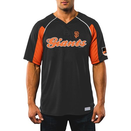 MLB Mens San Francisco Giants Buster Posey Player Jersey by