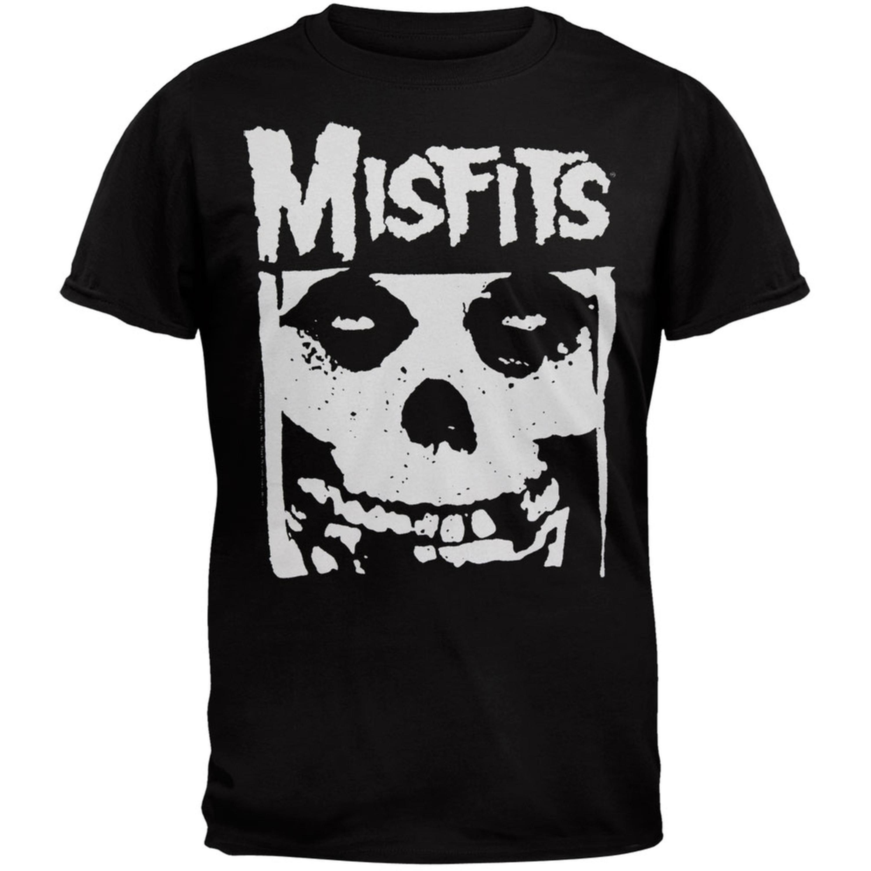 Misfits - Close Up T-Shirt