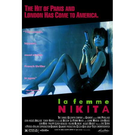 La Femme Nikita POSTER Movie (27x40)