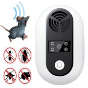 Best Rat Killers - Electronic Ultrasonic Pest Reject Rats Repeller Mosquito Bugs Review