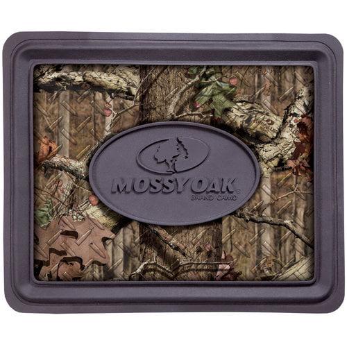 Mossy Oak Camo Rear/Utility Floor Mat