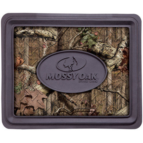 Mossy Oak Camo Rear/Utility Floor Mat