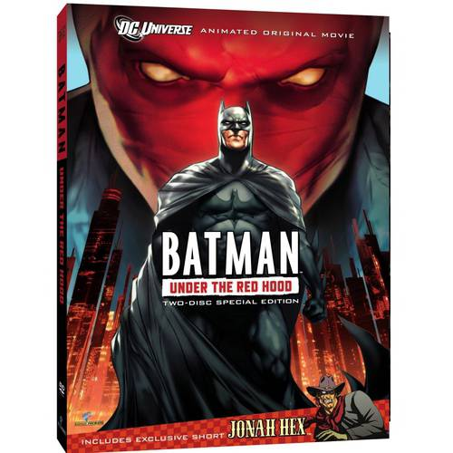 Batman: Under The Red Hood (2-Disc Special Edition)
