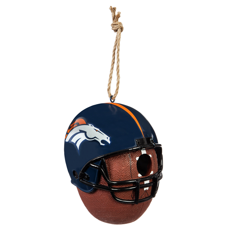 Denver Broncos Birdhouse - No Size