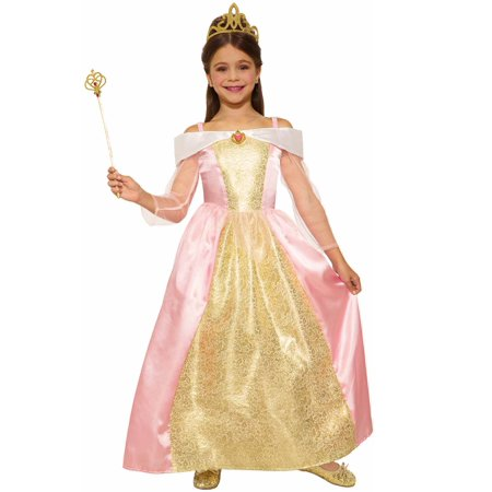 Girls Princess Paisley Rose Halloween Costume for $<!---->