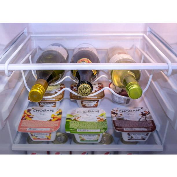 Sorbus Fridge Wine Rack Refrigerator, Wine Bottle Storage For Fridge