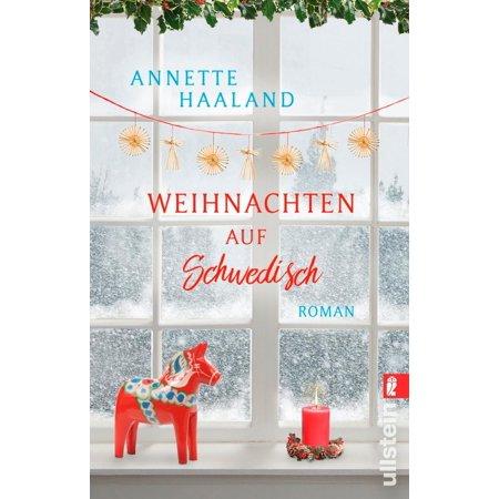 Weihnachten auf Schwedisch - eBook (Gelb In Schwedisch)