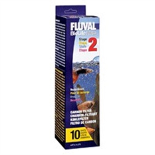 Fluval BioLife Mech 3 Cartridge - 10 Pack