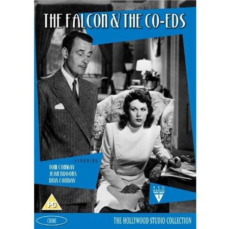 The Falcon and the Co-Eds (DVD)
