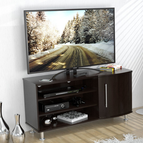 Home Loft Concepts Tv Stand For Tvs Up To 50 Walmart Com