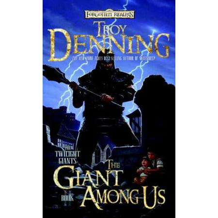 The Giant Among Us - eBook