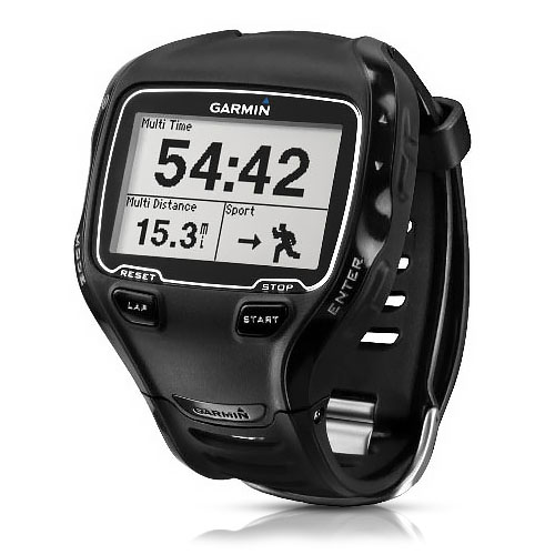 Garmin Refurbished Forerunner 910XT GPS Enabled Sport Watch with Heart Rate Monitor