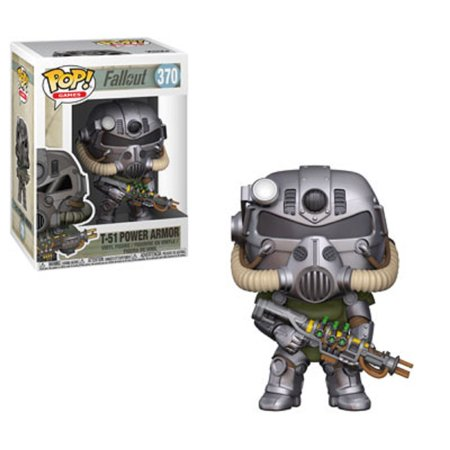 Funko POP - Fallout - T-51 Power Armor - Vinyl Collectible Figure - Fallout Power Armor Cosplay