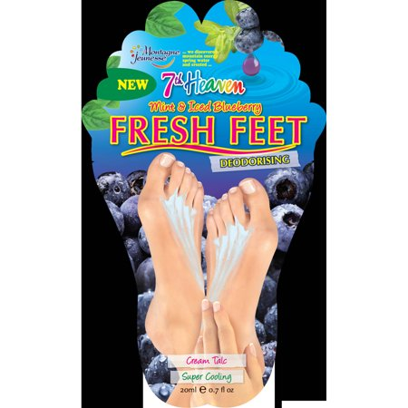 7E HEAVEN FRESH FEET - DÉSODORISANT FOOT CREAM