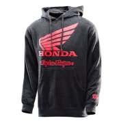 Troy Lee Designs Honda Wing Pullover Hoody - Charcoal - XX-Large