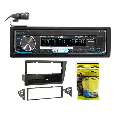 JVC Digital Media Bluetooth Receiver USB/iPhone/SiriusXM For 01-05 Honda (Best Jvc Vintage Receivers)