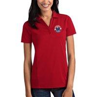 Washington Wizards Antigua Women's Tribute Polo - Red