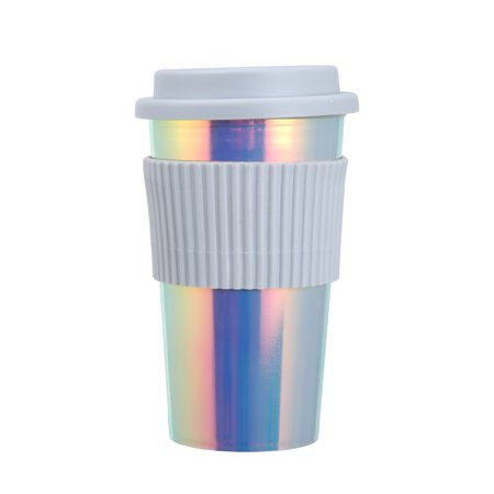 Mainstays 18oz To Go Cup- Rust Iridescent