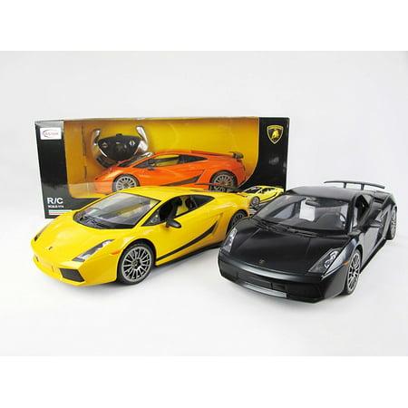 1:14 Lamborghini Gallardo Superleggera Rc Car Electric, Full function By Fengyuan