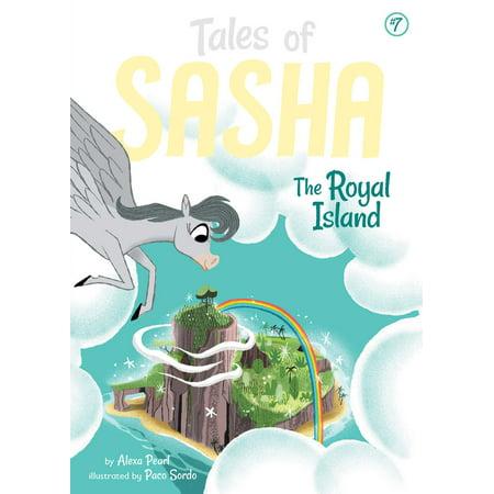 Tales of Sasha 7: The Royal Island ()