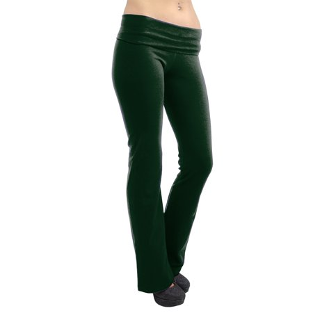5257dfa8502 Vivian s Fashions - Vivian s Fashions Yoga Pants - Extra Long (Junior and  Junior Plus Sizes) - Walmart.com
