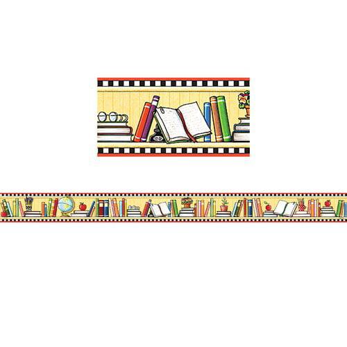 Teacher Created Resources Me We Love Books Classroom Border