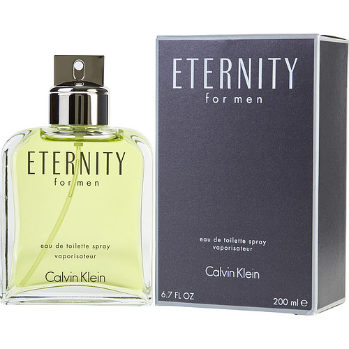 Calvin Klein 3952276 Eternity By Calvin Klein Edt Spray 6.7 Oz