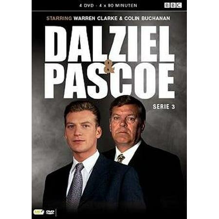 Dalziel and Pascoe - Series Three - 4-DVD Box Set ( Under World / Child's Play / Bones and Silence / The Wood Beyond ) ( Dalziel & Pascoe - Series 3 [ NON-USA FORMAT, PAL, Reg.2 Import -