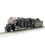 Broadway Limited 4178 HO Pennsylvania Railroad Class I1sa 2-10-0 90F82 #4291