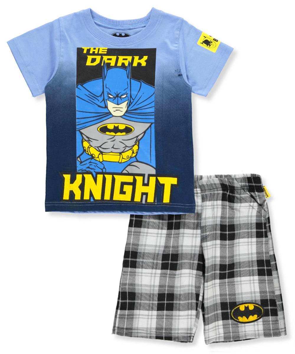 Batman Little Boys' 2-Piece Outfit by Batman