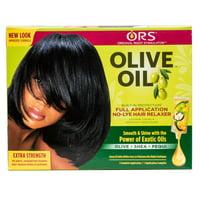 ORS Olive Oil Full Application No-Lye Hair Relaxer - Extra Strength Kit
