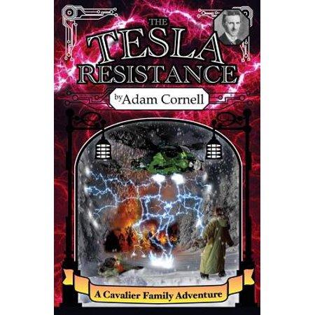 The Tesla Resistance - Tasha X Halloween