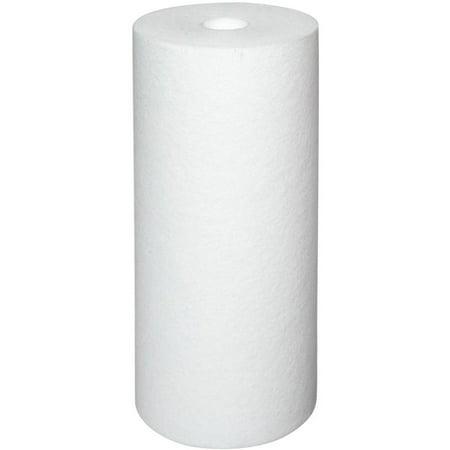"Pentek DGD-5005 Dual Gradient Sediment Water Filters (10"" x 4.5"")"