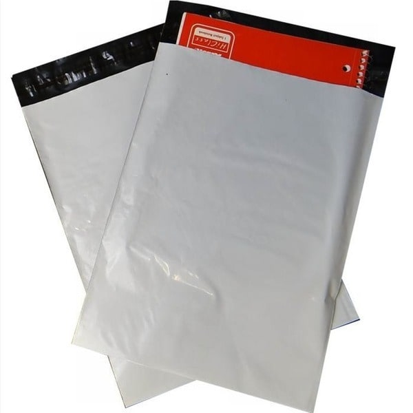 """Poly Mailer Self-Sealing Bags Water & Tamper Proof Polymailers 10"""" x 13"""" 3 Mil Thick 400 Pieces"""
