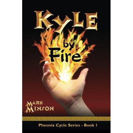 Kyle By Fire