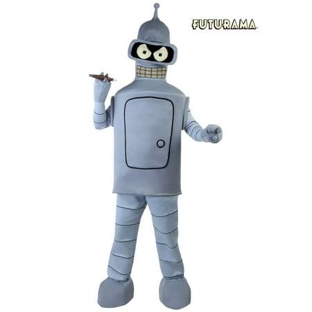 Bender Halloween Costume (Adult Bender Costume)