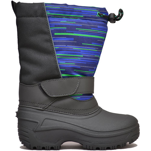 Boys' Bob Fastner Winter Boot Temp Rated -22F
