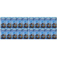 Renata Size 675 0% Mercury Hearing Aid Batteries with Blue Tab Pack of 120