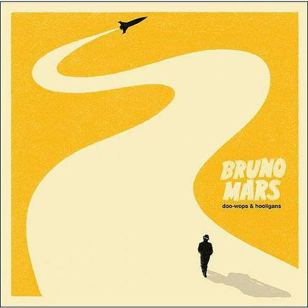 Bruno Mars   Doo Wops   Hooligans  Cd
