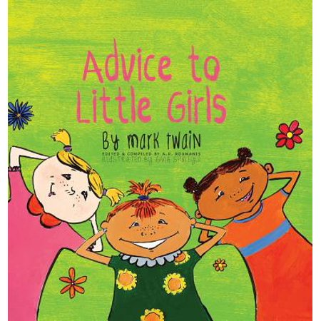 Advice to Little Girls : Includes an Activity, a Quiz, and an Educational Word List](Halloween Word Lists)